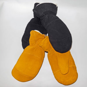 Men's Buttersoft Split Mitten with Removable Liner NAF-65T/BK