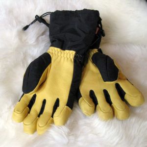 Men's Deerskin Musher Glove NAF-61T