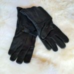 Deerskin Riding Gauntlet with Cinch Bar Wrist NAF-820/825