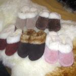 Ladies Sheepskin Slippers