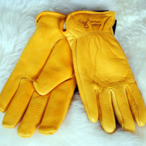 Mens Elkskin Gloves