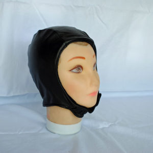 Lined Motorcyle Rider Hat NG-100MRH