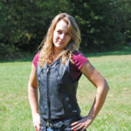 Ladies Star Vest   FM-FIL580