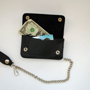 USA Made 6″ Chain Wallet
