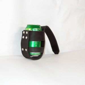 USA Made Leather Bottle Holder BB-DNK