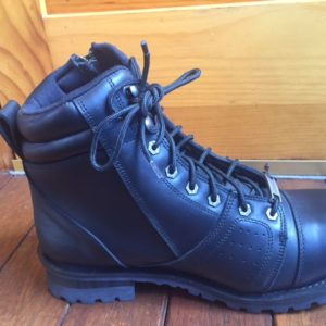 MEN'S 6″ Side Zipper Boot