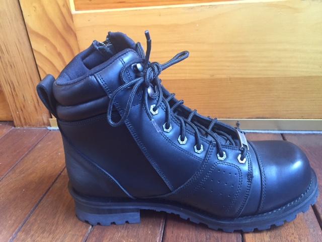 Men S 6 Quot Side Zipper Boot Deerfield Leathers