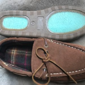 MEN'S SUMMER MOCCASIN
