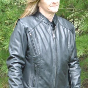 USA MADE WOMEN'S/LADIES' VENTED JACKET